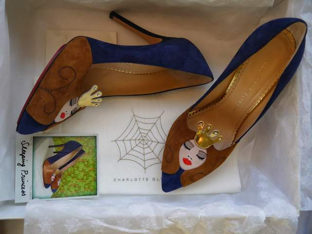 Charlotte Olympia Sleepy Princess Shoes
