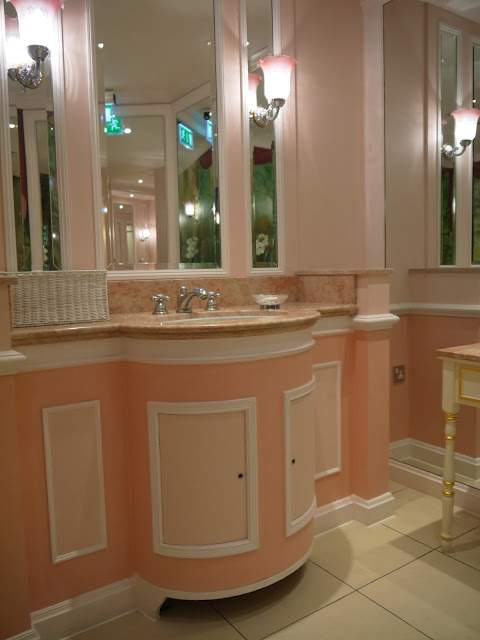 Ritz Powder Room