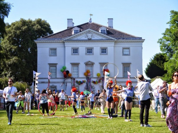 House Festival Marble Hill House