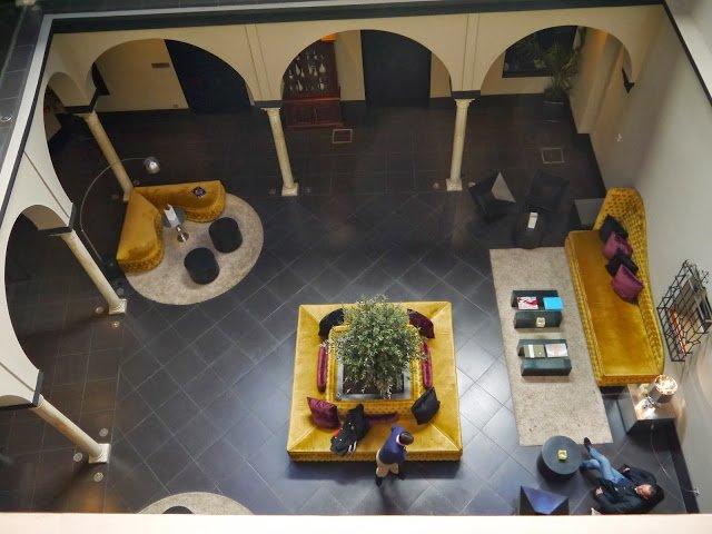 fonte cruz hotel seville