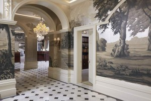 the goring front hall fromental