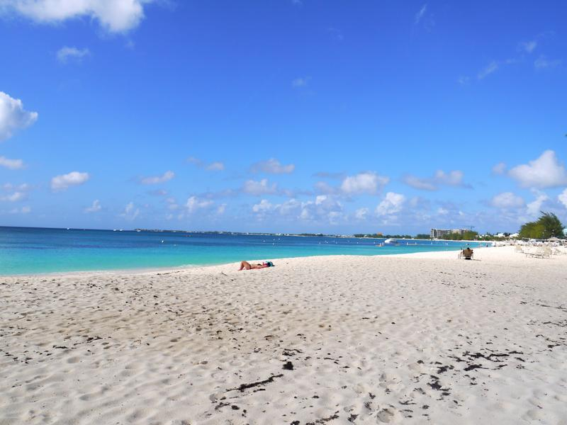 Ritz Carlton Grand Cayman Seven mile beach