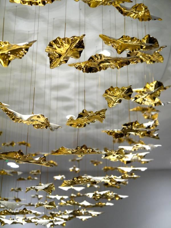 FBC London Leaf Installation Habedashery Ltd