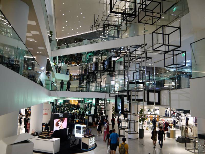 Siam Discovery Bangkok