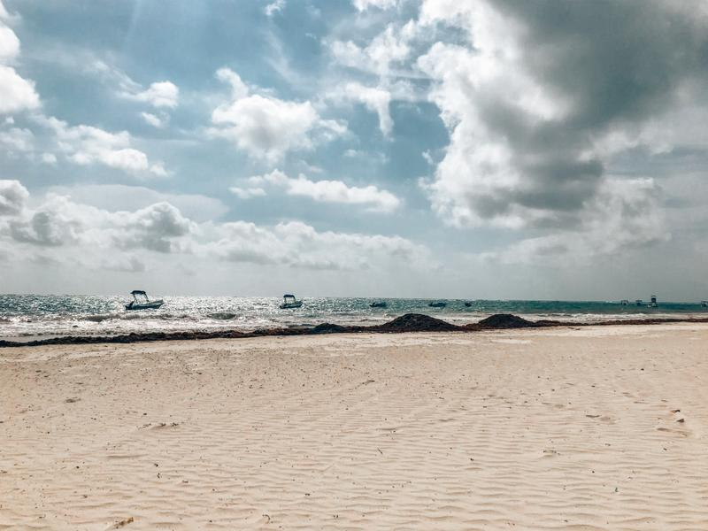 Mayan Ruins Tulum Beach