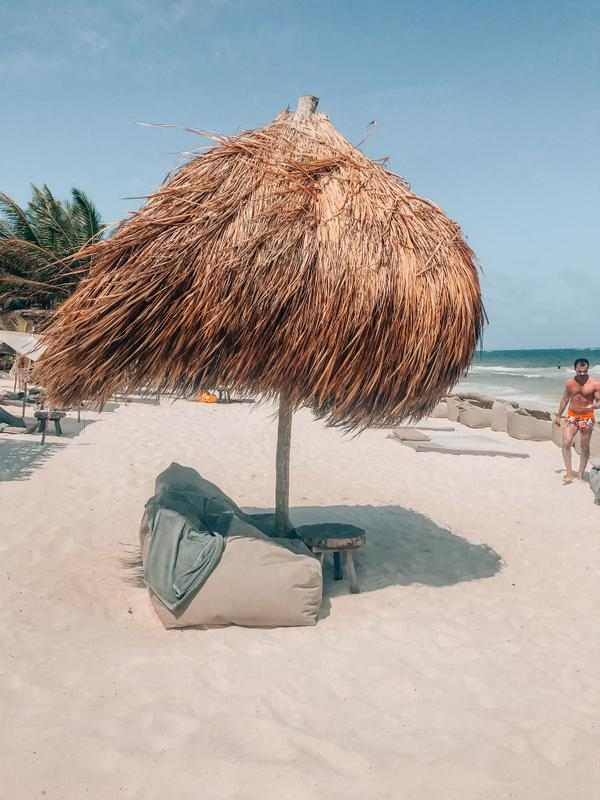 Be Tulum beach